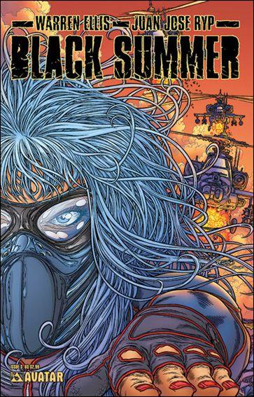 Black Summer 3-A by Avatar Press