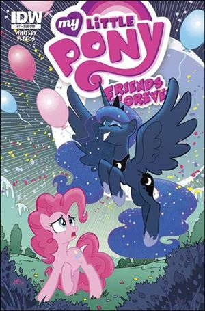 My Little Pony: Friends Forever 7-B
