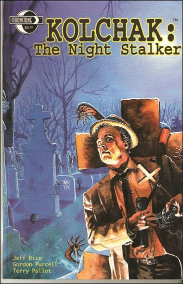 Kolchak: The Night Stalker 1-A by Moonstone