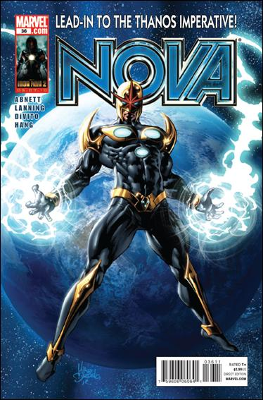 Nova (2007) 36-A by Marvel