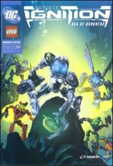 Bionicle: Ignition 11-A by DC