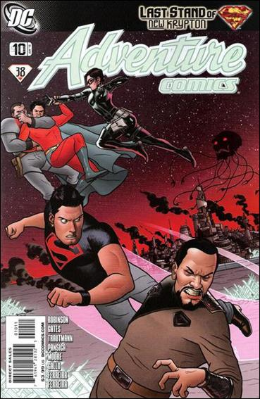 Adventure Comics (2009) 10-A by DC
