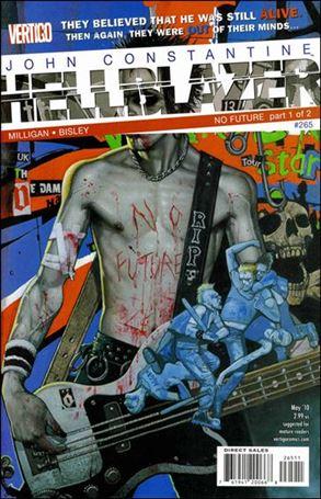 Hellblazer 265-A