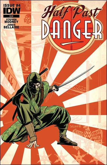 Half Past Danger 4-A by IDW