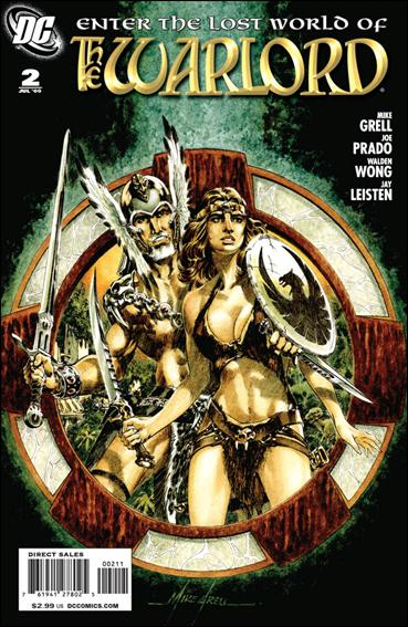Warlord (Vol 4) 2-A by DC