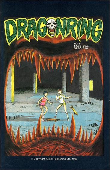 Dragonring (1986) 2-A by Aircel