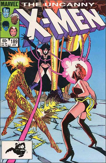 Uncanny X-Men (1981) 189-A by Marvel