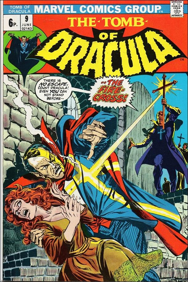 Tomb of Dracula (1972) 9-B by Marvel