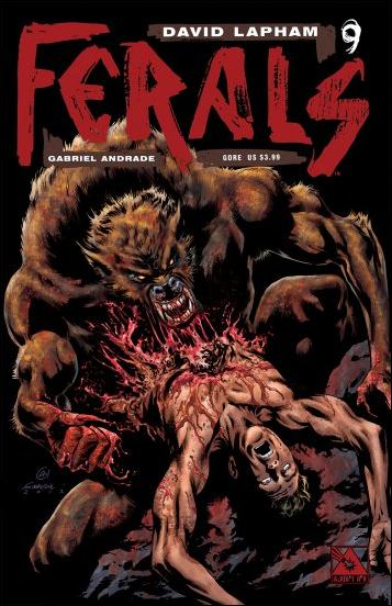 Ferals 9-C by Avatar Press