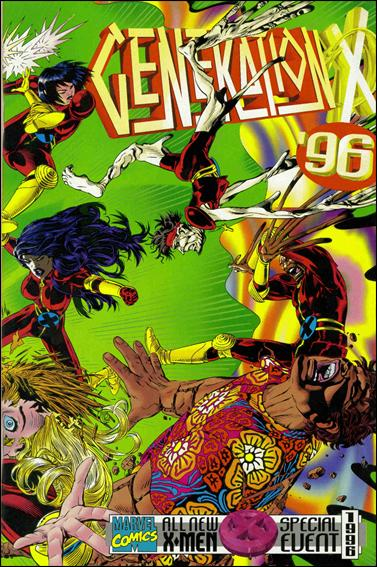 Generation X Annual 1996-A by Marvel
