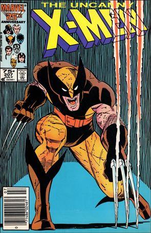 Uncanny X-Men (1981) 207-A