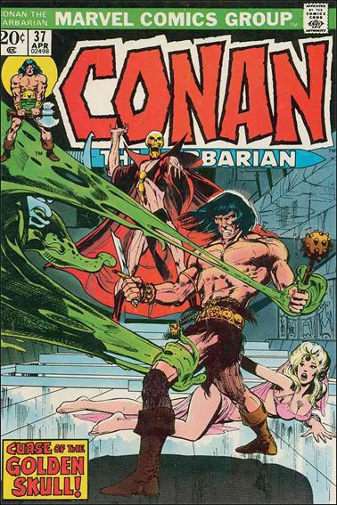 Conan the Barbarian (1970) 37-A by Marvel