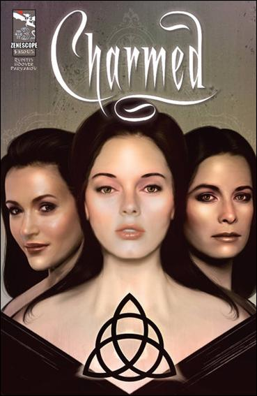 Charmed (2010) 3-B by Zenescope Entertainment