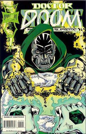 Doctor Strange, Sorcerer Supreme 62-A