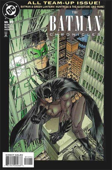 Batman Chronicles 15-A by DC