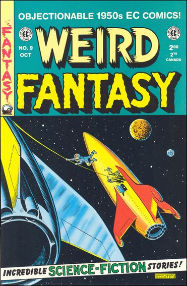 Weird Fantasy (1992) 9-A by RCP