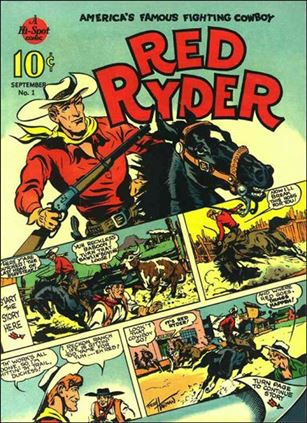 Red Ryder Comics 1-A