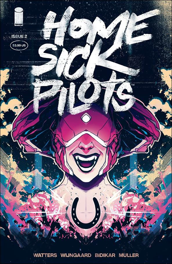 Home Sick Pilots 2-A by Image
