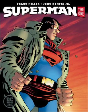 Superman: Year One 2-B