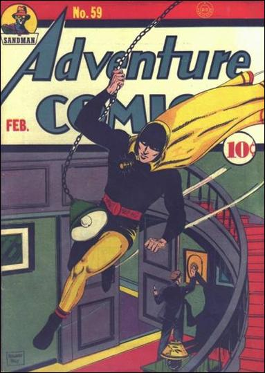 Adventure Comics (1938) 59-A by DC