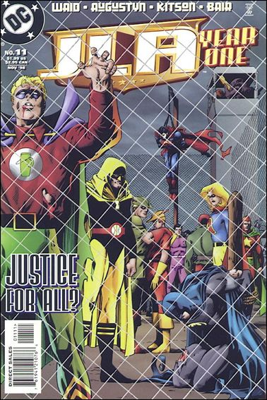 JLA: Year One 11-A by DC
