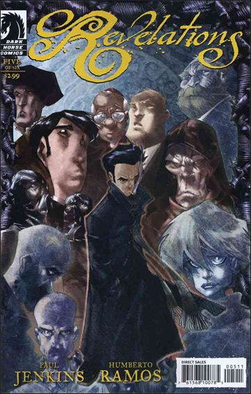 Revelations (2005) 5-A by Dark Horse