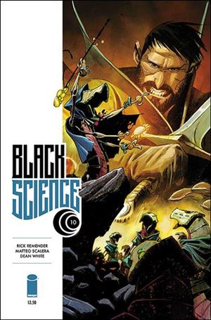 Black Science 10-A