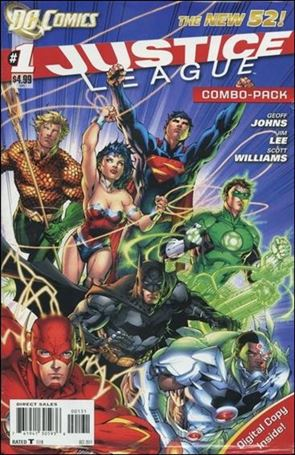 Justice League (2011) 1-C