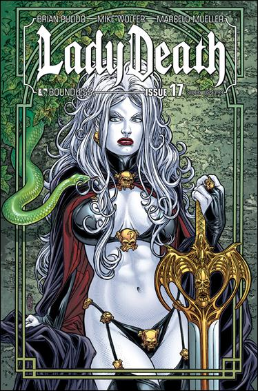 Lady Death (2010) 17-C by Boundless Comics