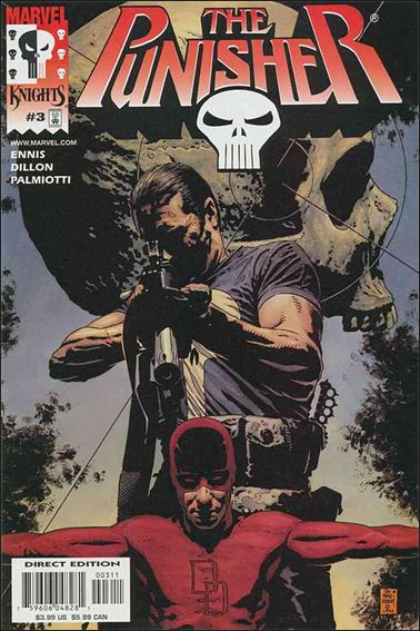 Punisher (2000) 3-A by Marvel