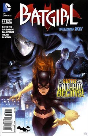 Batgirl (2011) 33-A