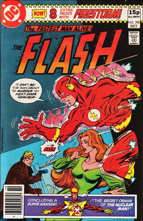 Flash (1959) 290-B by DC
