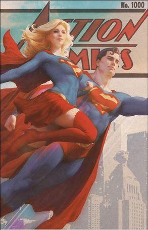 Action Comics (1938) 1000-KU