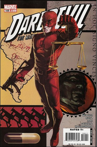Daredevil (1998) 109-A by Marvel