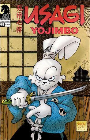Usagi Yojimbo (1996) 95-A