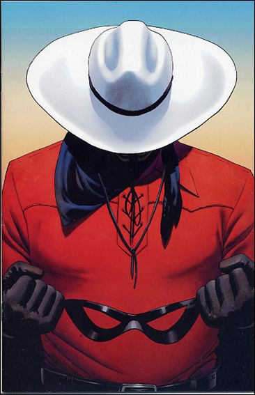 Lone Ranger (2006) 2-D by Dynamite Entertainment