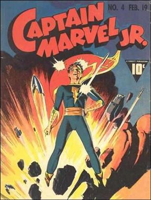 Captain Marvel Jr. 4-A
