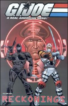 G.I. Joe 2-A by Devil's Due
