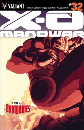X-O Manowar (2012)  32-A