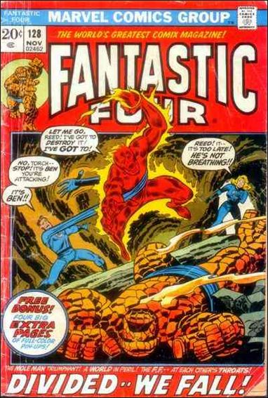 Fantastic Four (1961) 128-A by Marvel