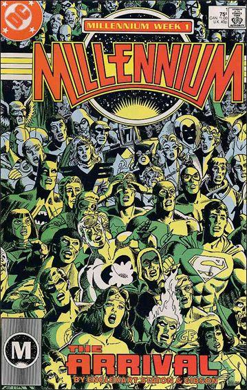 Millennium (1988) 1-A by DC