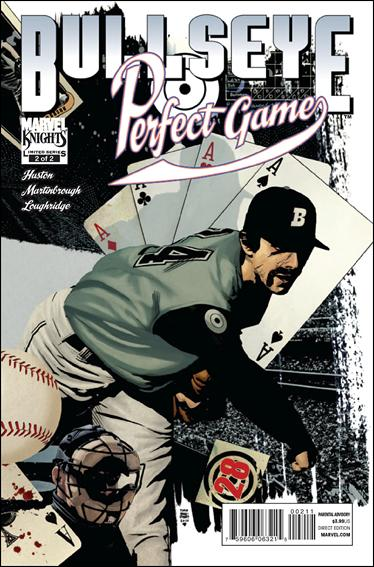 Bullseye: Perfect Game 2-A by Marvel