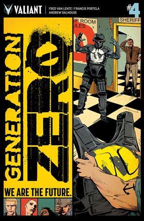 Generation Zero 4-A