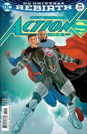 Action Comics (1938) 984-B
