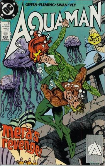 Aquaman (1989) 3-A by DC