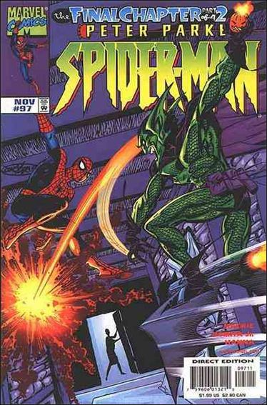 Spider-Man 97-A by Marvel