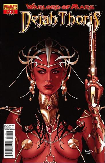 Warlord of Mars: Dejah Thoris 22-A by Dynamite Entertainment