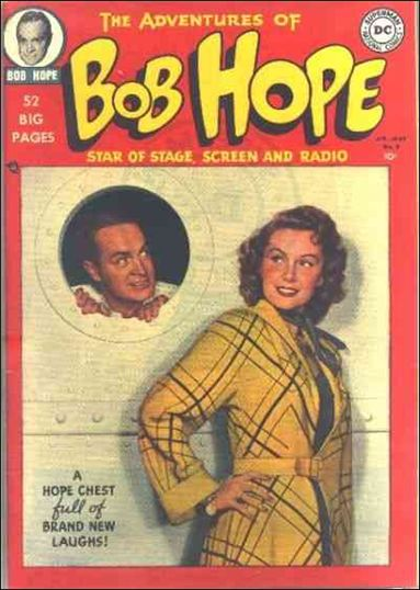 Adventures of Bob Hope 2-A by DC