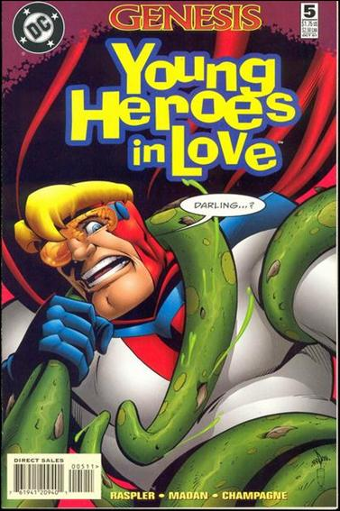 Young Heroes in Love 5-A by DC