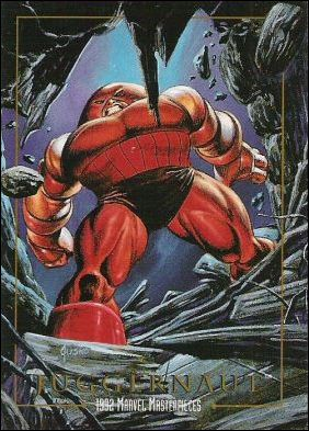 1992 Marvel Masterpieces (Base Set) 45-A by SkyBox